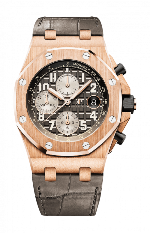 ROYAL OAK OFFSHORE CRONOGRAFO AUTOMATICO - 26470OR.OO.A125CR.01