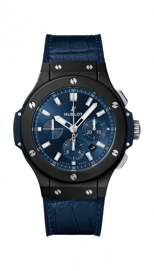 BIG BANG CERAMIC BLUE - 301.CI.7170.LR