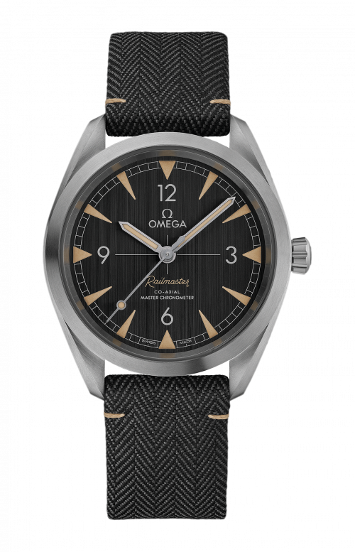 SEAMASTER RAILMASTER OMEGA CO-AXIAL MASTER CHRONOMETER 40 MM - 220.12.40.20.01.001