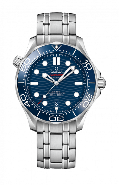 DIVER 300M OMEGA CO-AXIAL MASTER CHRONOMETER - 210.30.42.20.03.001