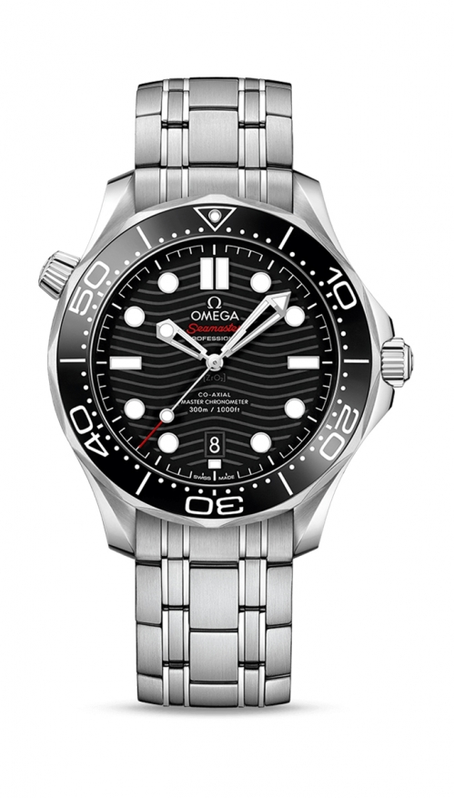 DIVER 300M OMEGA CO-AXIAL MASTER CHRONOMETER - 210.30.42.20.01.001