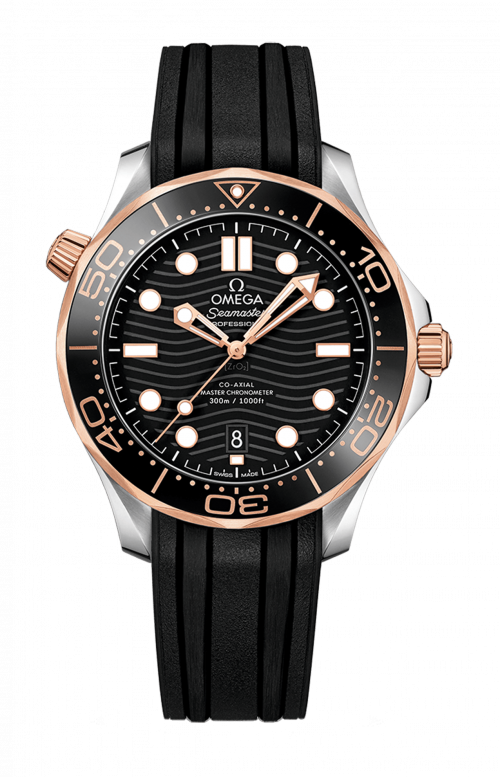 DIVER 300M OMEGA CO-AXIAL MASTER CHRONOMETER - 210.22.42.20.01.002