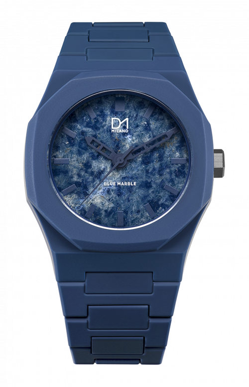 POLYCARBON BLUE MARBLE - MA03