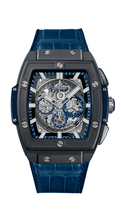 SPIRIT OF BIG BANG CERAMIC BLUE - 601.CI.7170.LR