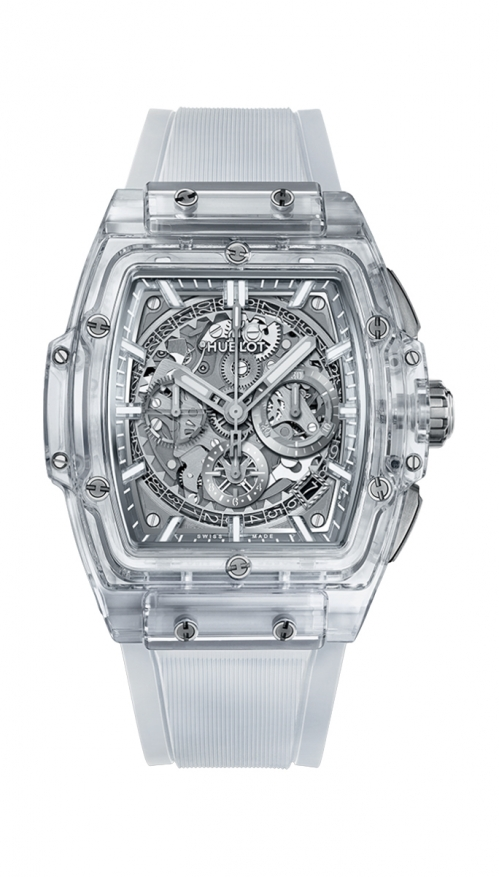 SPIRIT OF BIG BANG SAPPHIRE - LIMITED EDITION 200 PZ. - 641.JX.0120.RT
