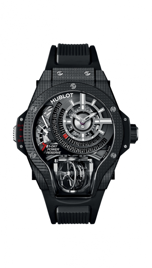 MP-09 TOURBILLON BI-AXIS 3D CARBON - LIMITED EDITION 50 PZ. - 909.QD.1120.RX