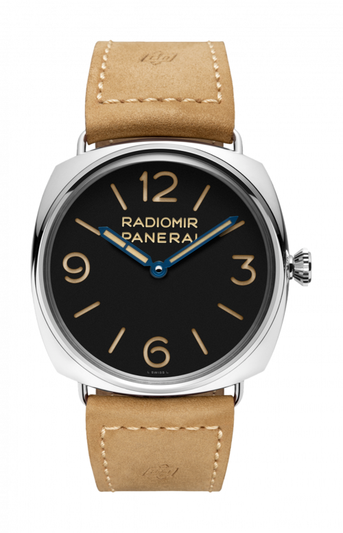 RADIOMIR 3 DAYS ACCIAIO - 47MM - LIMITED EDITION 500 PZ. - PAM00720