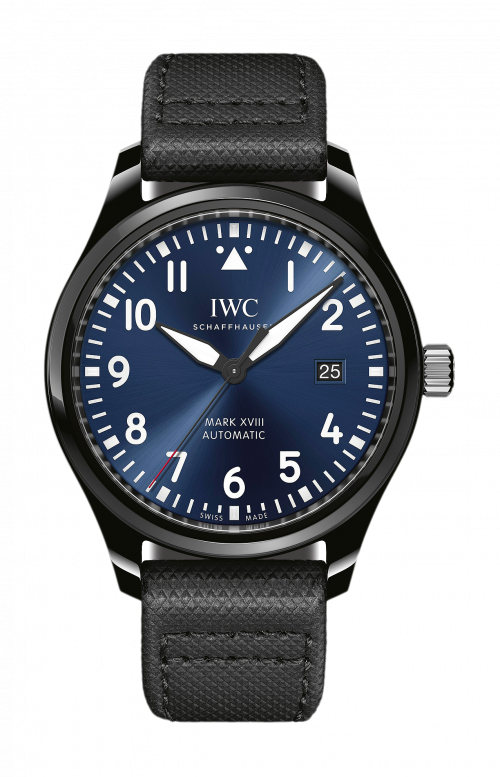 PILOT'S WATCH MARK XVIII EDITION «LAUREUS SPORT FOR GOOD FOUNDATION» - LIMITED EDITION 1.500 PZ. - IW324703