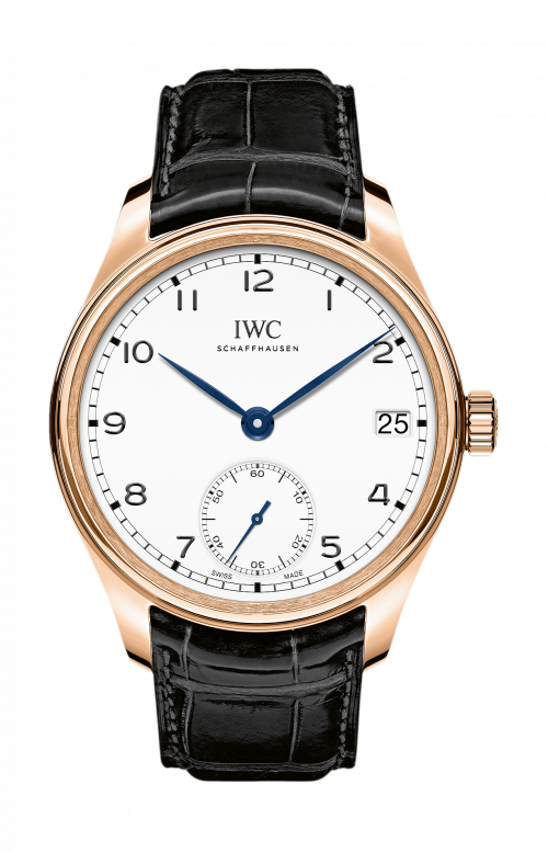 PORTUGIESER HAND-WOUND EIGHT DAYS EDITION «150 YEARS» - LIMITED EDITION 250 PZ. - IW510211