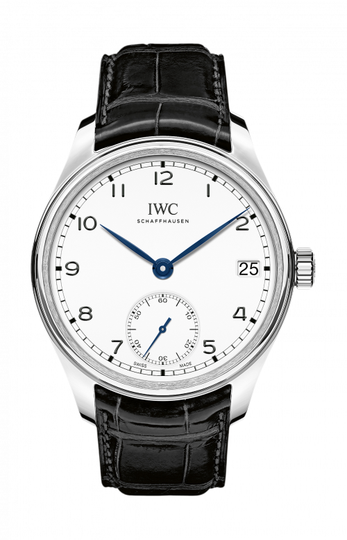 PORTUGIESER HAND-WOUND EIGHT DAYS EDITION «150 YEARS» - LIMITED EDITION 1000 PZ. - IW510212