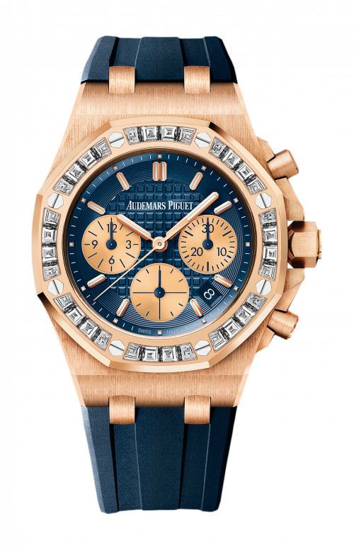 ROYAL OAK OFFSHORE CRONOGRAFO AUTOMATICO - LIMITED EDITION 10 PZ. - 26236OR.ZZ.D027CA.01