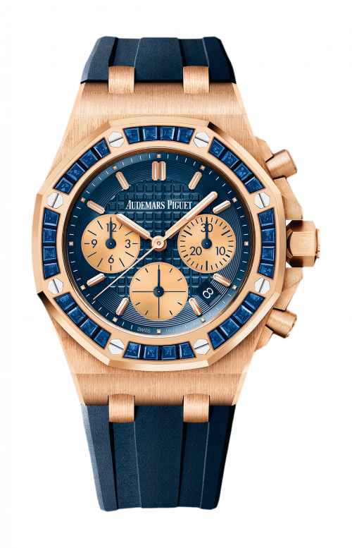 ROYAL OAK OFFSHORE CRONOGRAFO AUTOMATICO - LIMITED EDITION 10 PZ. - 26236OR.SS.D027CA.01