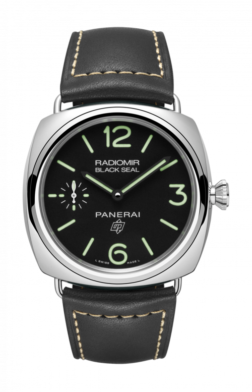 RADIOMIR BLACK SEAL LOGO 3 DAYS ACCIAIO - 45MM - PAM00754