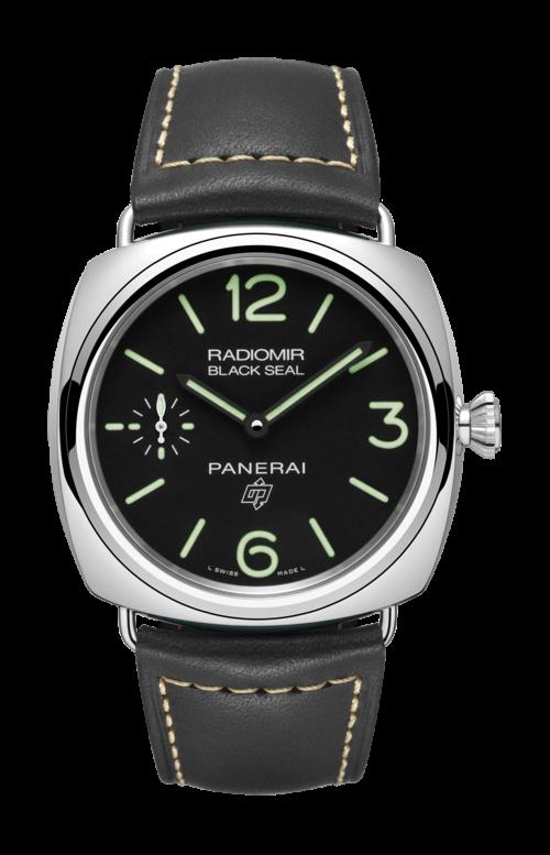 RADIOMIR BLACK SEAL LOGO 3 DAYS ACCIAIO - 45MM - PAM00754