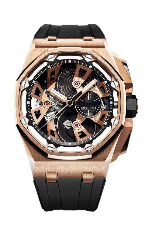 ROYAL OAK OFFSHORE CRONOGRAFO TOURBILLON - LIMITED EDITION 50 PZ. - 26421OR.OO.A002CA.01
