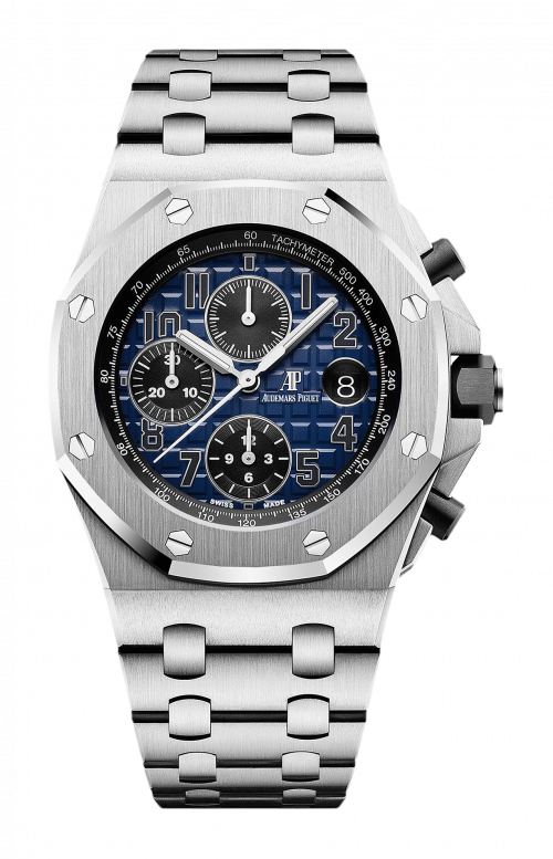 ROYAL OAK OFFSHORE CRONOGRAFO AUTOMATICO - LIMITED EDITION 25 PZ. - 26470PT.OO.1000PT.02