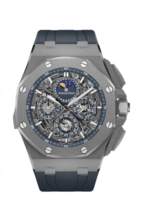 ROYAL OAK OFFSHORE GRANDE COMPLICATION - LIMITED EDITION 3 PZ. - SPECIAL EDITION - 26571TI.GG.A027CA.01