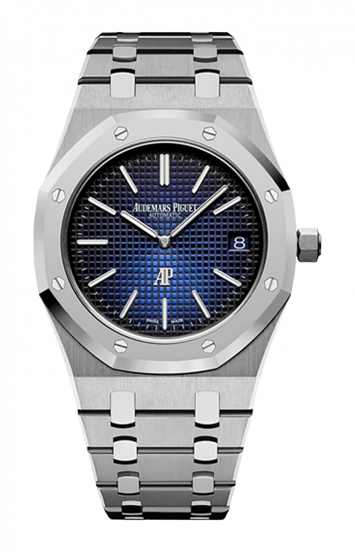 "ROYAL OAK ""JUMBO"" EXTRAPIATTO - LIMITED EDITION 250 PZ. - BOUTIQUE EXCLUSIVE - 15202IP.OO.1240IP.01"