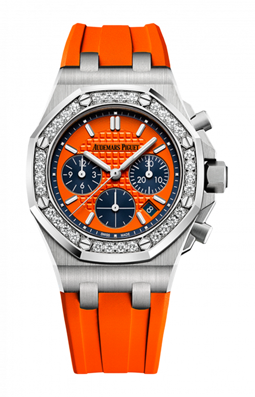 ROYAL OAK OFFSHORE CRONOGRAFO AUTOMATICO - BOUTIQUE EXCLUSIVE - 26231ST.ZZ.D070CA.01
