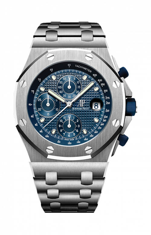 ROYAL OAK OFFSHORE CRONOGRAFO AUTOMATICO - BOUTIQUE EXCLUSIVE - 26237ST.OO.1000ST.01