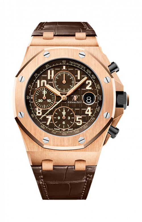 ROYAL OAK OFFSHORE CRONOGRAFO AUTOMATICO - SPECIAL EDITION - LIMITED EDITION 100 PZ. - 26470OR.OO.A099CR.01