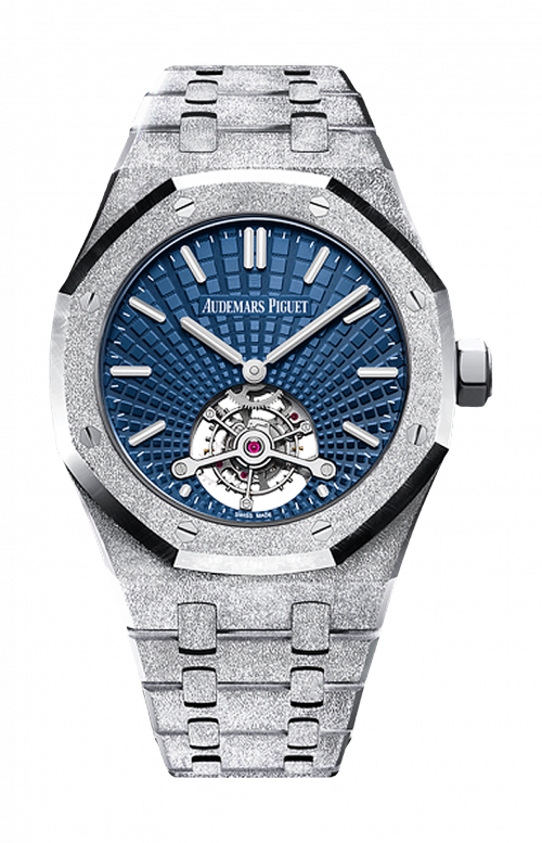 ROYAL OAK TOURBILLON EXTRA-THIN - SPECIAL EDITION - LIMITED EDITION 20 PZ. - 26520BC.GG.1224BC.01
