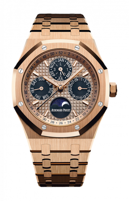 ROYAL OAK CALENDARIO PERPETUO - SPECIAL EDITION - LIMITED EDITION 100 PZ. - 26584OR.OO.1220OR.01