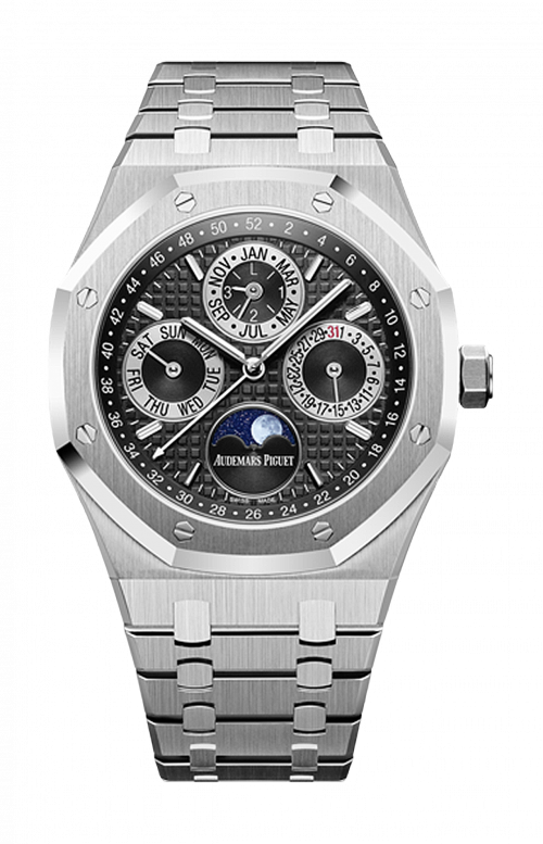ROYAL OAK CALENDARIO PERPETUO - SPECIAL EDITION - LIMITED EDITION 20 PZ. - 26597PT.OO.1220PT.01