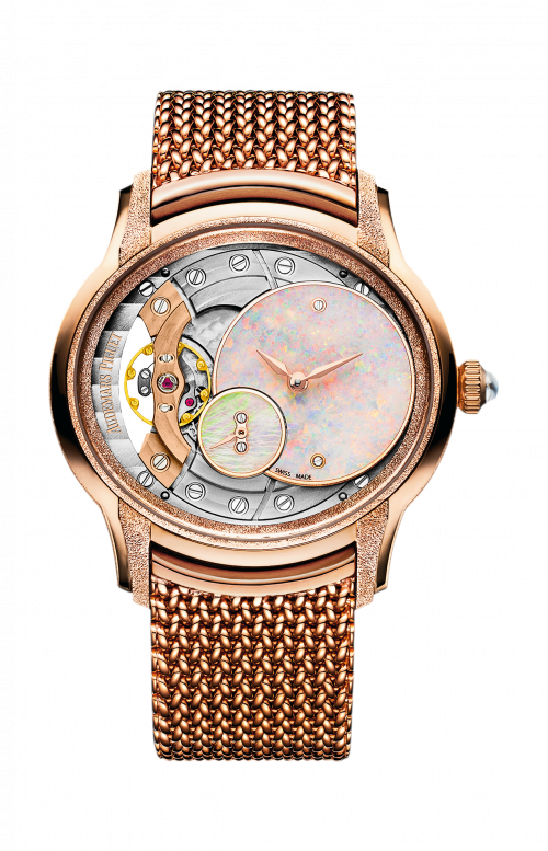 MILLENARY FROSTED GOLD OPAL DIAL - 77244OR.GG.1272OR.01