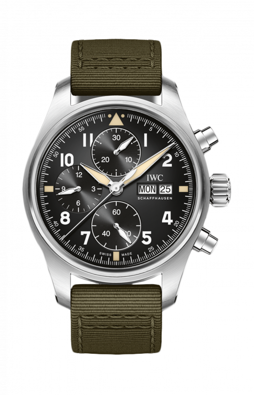 PILOT'S WATCH CHRONOGRAPH SPITFIRE - IW387901