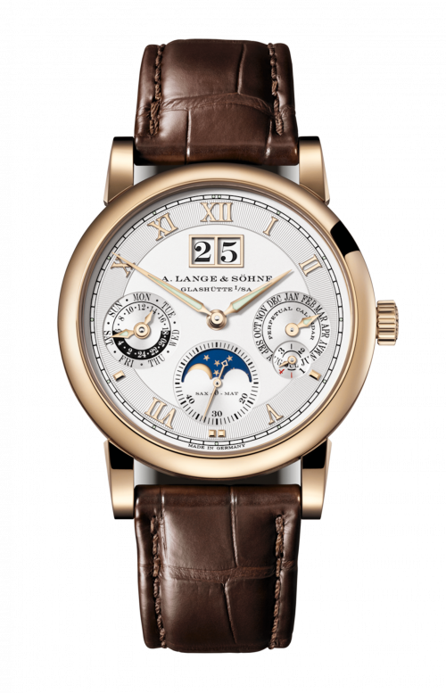 LANGEMATIK PERPETUAL HONEYGOLD -  LIMITED TO 100 PZ - 310.050