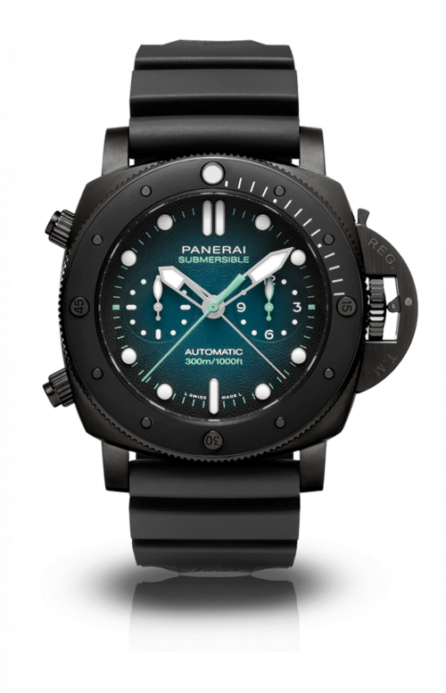 SUBMERSIBLE CHRONO GUILLAUME NERY EDITION -  LIMITED TO 15 PZ - PAM00983