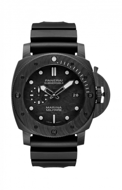 SUBMERSIBLE MARINA MILITARE CARBOTECH™ - 47 MM - PAM00979