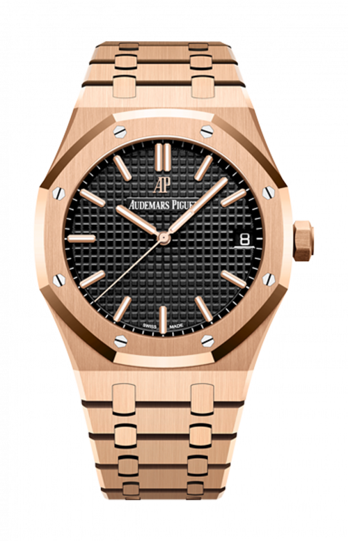 ROYAL OAK AUTOMATICO - 15500OR.OO.1220OR.01