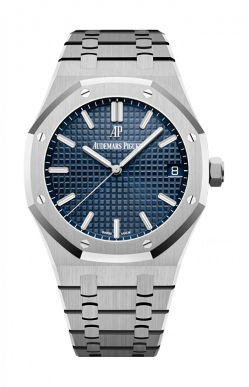 ROYAL OAK AUTOMATICO - 15500ST.OO.1220ST.01