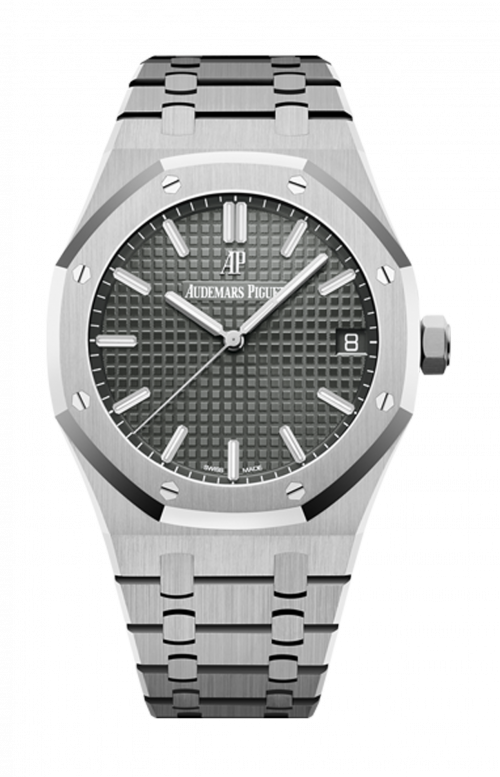 ROYAL OAK AUTOMATICO - 15500ST.OO.1220ST.02