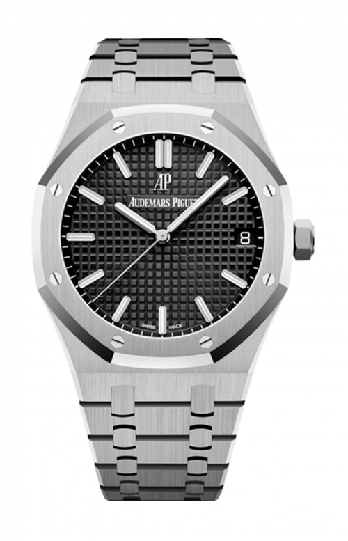 ROYAL OAK AUTOMATICO - 15500ST.OO.1220ST.03