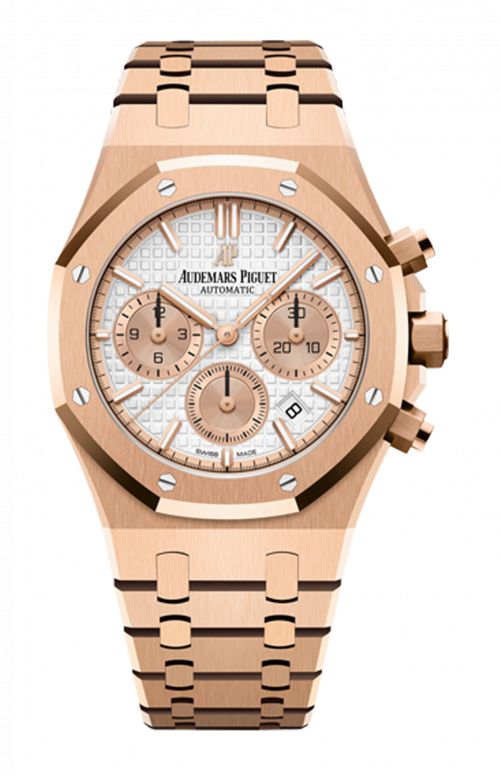 ROYAL OAK CRONOGRAFO AUTOMATICO - 26315OR.OO.1256OR.01
