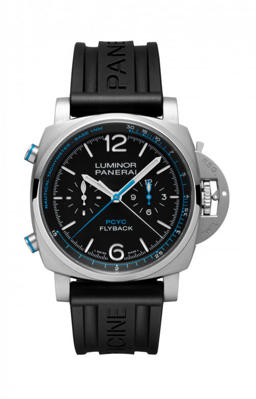LUMINOR YACHTS CHALLENGE FLYBACK 44MM - PAM00764