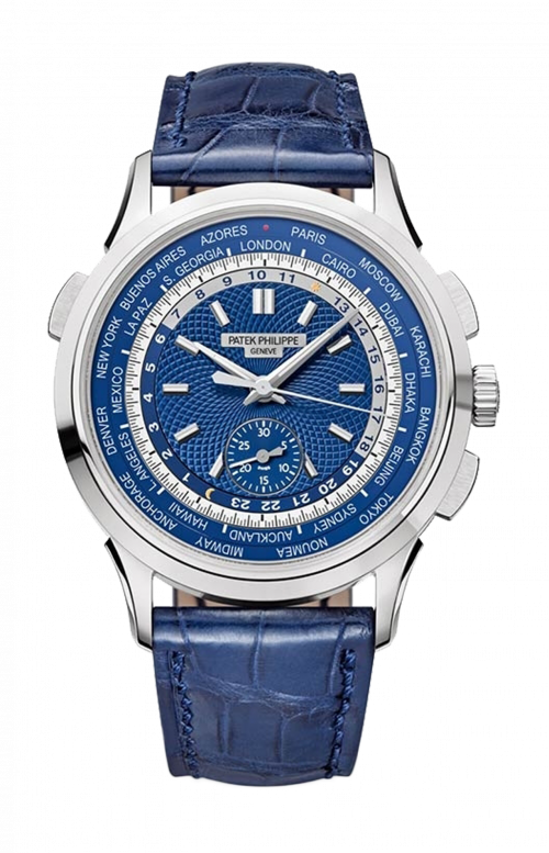 WORLD TIME CHRONOGRAPH - 5930G-010