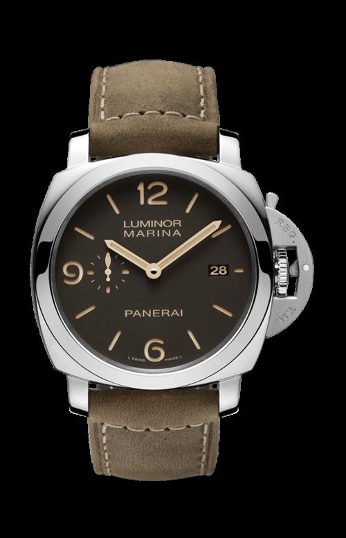 LUMINOR MARINA 1950 3 DAYS AUTOMATIC ACCIAIO - 44MM - PAM00608