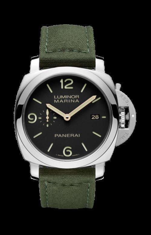 LUMINOR MARINA 1950 3 DAYS AUTOMATIC ACCIAIO - 44MM - PAM00618