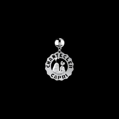 Orecchino Faraglioni in argento - 38910