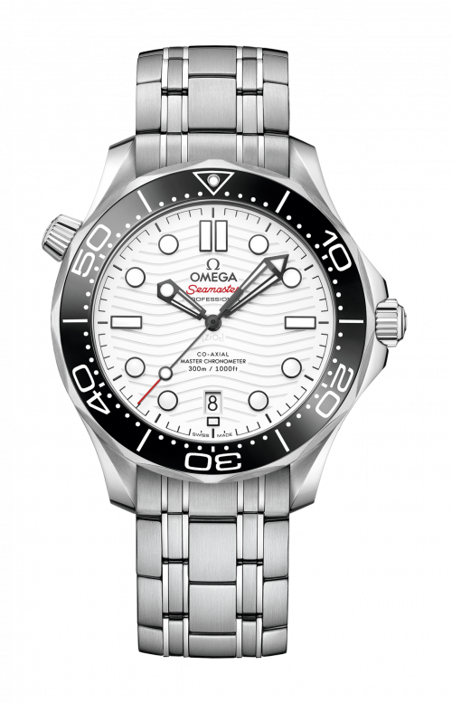 SEAMASTER DIVER 300M OMEGA CO-AXIAL MASTER CHRONOMETER - 210.30.42.20.04.001
