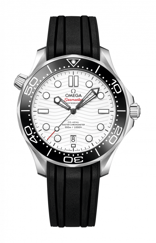 DIVER 300M OMEGA CO-AXIAL MASTER CHRONOMETER 42 MM - 210.32.42.20.04.001