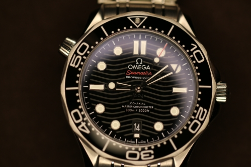 SEAMASTER DIVER 300M OMEGA CO-AXIAL MASTER CHRONOMETER 42 MM - U-21030422001001