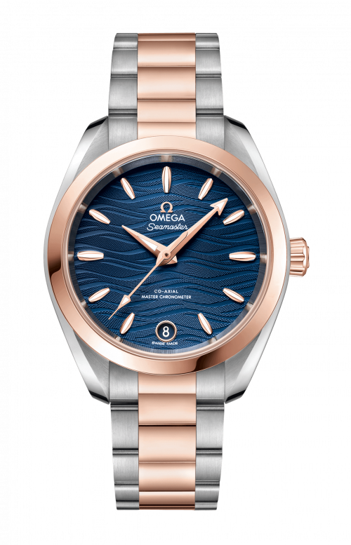 SEAMASTER AQUA TERRA 150M OMEGA CO-AXIAL MASTER CHRONOMETER 34 MM - 220.20.34.20.03.001