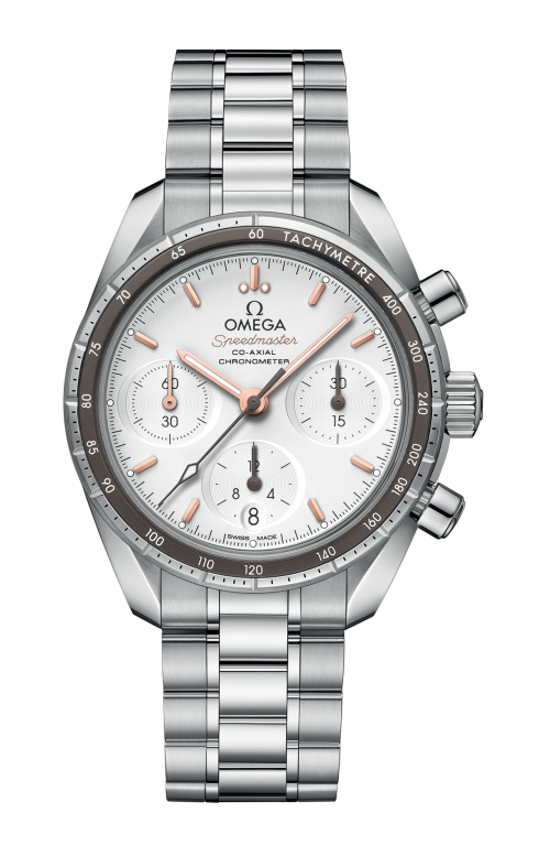 SPEEDMASTER 38 CO-AXIAL CHRONOGRAPH 38 MM - 324.30.38.50.02.001