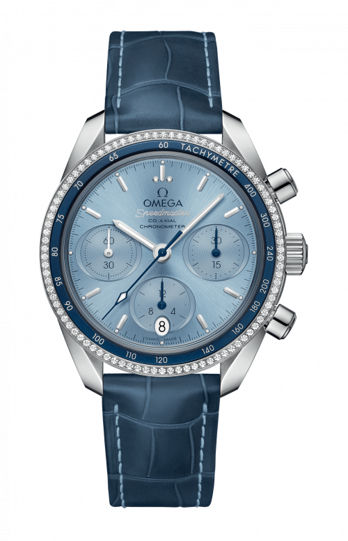 SPEEDMASTER 38 CO-AXIAL CHRONOGRAPH 38 MM - 324.38.38.50.03.001