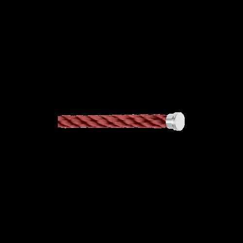 CABLE BORDEAUX PER BRACCIALE MODELLO LARGE - 6B0188